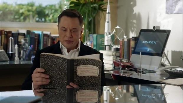 Elon Musk: Vị tỷ phú công nghệ nổi tiếng bốc đồng lại là cameo trong nhiều bom tấn đình đám thế giới - Ảnh 4.