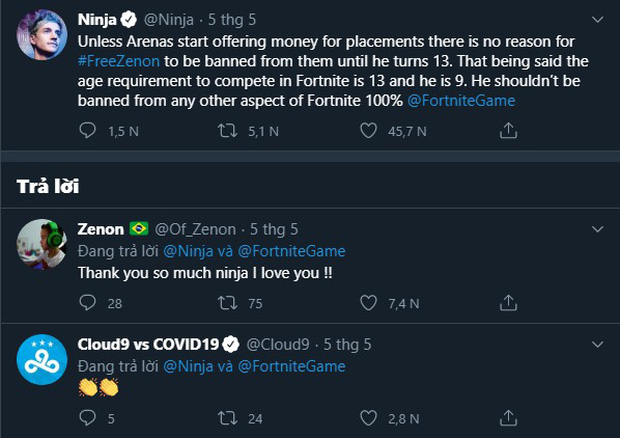 Tài năng Fortnite nhí bị Epic game cấm 1.460 ngày... chỉ vì chưa đủ 13 tuổi - Ảnh 4.