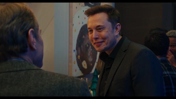 Elon Musk: Vị tỷ phú công nghệ nổi tiếng bốc đồng lại là cameo trong nhiều bom tấn đình đám thế giới - Ảnh 6.