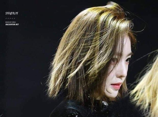Dù fan rất mong mỏi nhưng Irene lại chưa bao giờ dám để tóc ngắn, bởi lẽ kiểu gì cũng gây tranh cãi lớn - Ảnh 7.