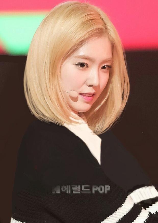 Dù fan rất mong mỏi nhưng Irene lại chưa bao giờ dám để tóc ngắn, bởi lẽ kiểu gì cũng gây tranh cãi lớn - Ảnh 8.
