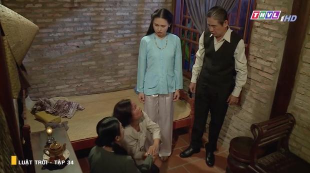 Sát thủ thất bại nhất phim Việt gọi tên Ngọc Lan (Luật Trời): Cùng một người giết tới ba lần không chết - Ảnh 8.
