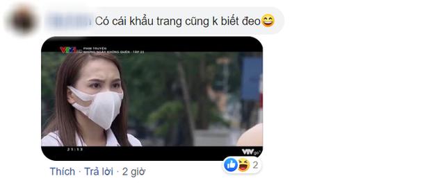 Đóng phim chống Cô Vy lại dính phốt đeo khẩu trang sai cách, Bảo Thanh vội giải thích bằng lý do cực kỳ thuyết phục - Ảnh 3.