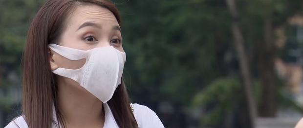 Đóng phim chống Cô Vy lại dính phốt đeo khẩu trang sai cách, Bảo Thanh vội giải thích bằng lý do cực kỳ thuyết phục - Ảnh 4.