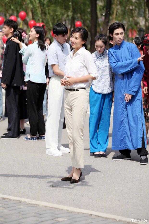Dàn mỹ nhân xuất thân từ lò đào tạo danh tiếng Trung Hý: Toàn sao hạng A thị phi rợp trời, riêng 1 người tài sắc đời tư mỹ mãn - Ảnh 22.