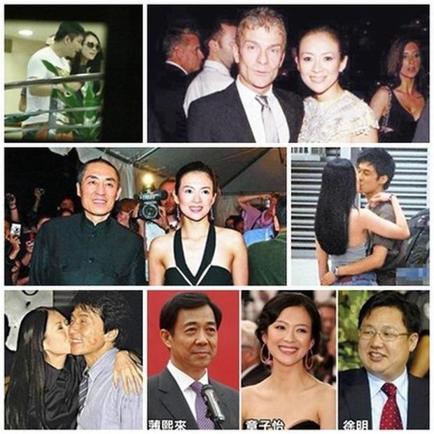 Dàn mỹ nhân xuất thân từ lò đào tạo danh tiếng Trung Hý: Toàn sao hạng A thị phi rợp trời, riêng 1 người tài sắc đời tư mỹ mãn - Ảnh 7.