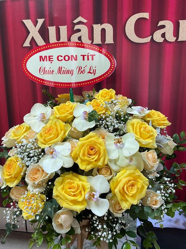 NSND Công Lý nhậm chức Phó Giám Đốc Nhà hát Kịch Hà Nội, MC Thảo Vân liền có hành động chứng minh mối quan hệ với chồng cũ - Ảnh 3.