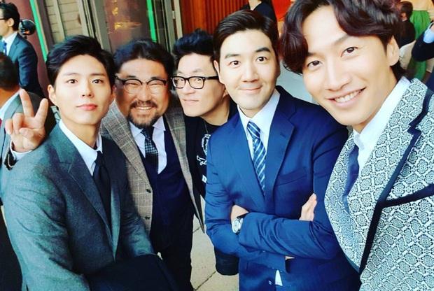 Quan hệ kỳ lạ của Song Joong Ki - Park Bo Gum: Như anh em ruột khóc vì nhau, dự cả đám cưới nhưng khác hẳn sau vụ ly dị? - Ảnh 19.