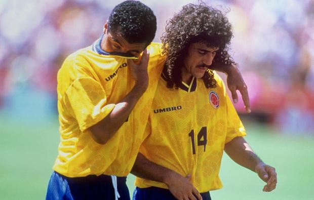 Được Pele chọn, thay vì vô địch World Cup, Colombia rơi vào bi kịch máu và nước mắt - Ảnh 1.