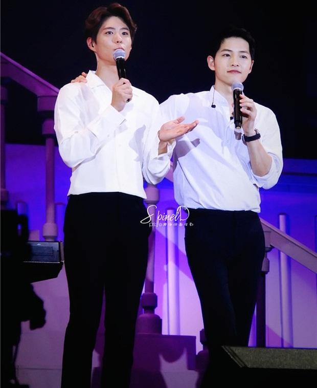 Quan hệ kỳ lạ của Song Joong Ki - Park Bo Gum: Như anh em ruột khóc vì nhau, dự cả đám cưới nhưng khác hẳn sau vụ ly dị? - Ảnh 9.