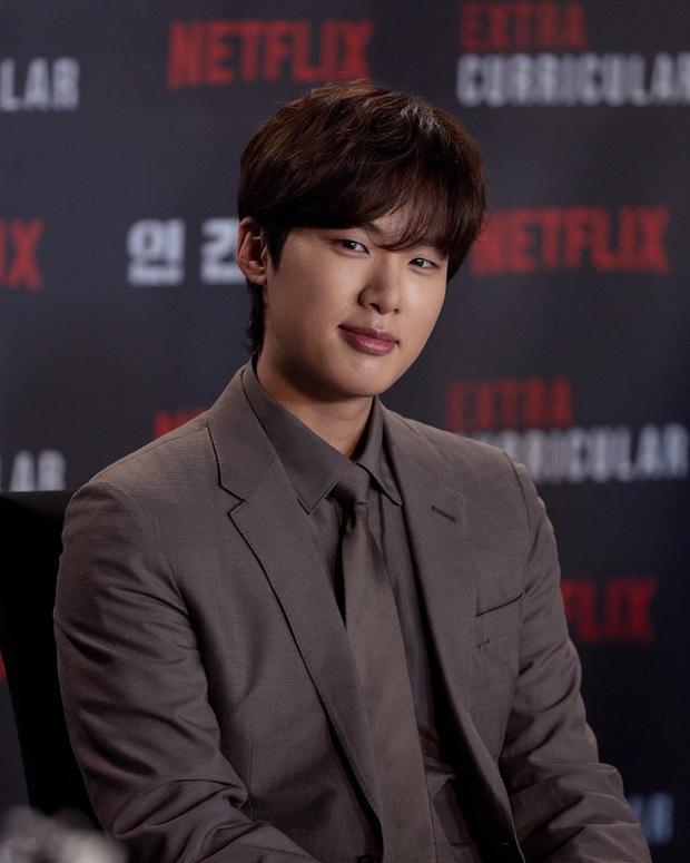 Dàn cast cực phẩm của Extracurricular: Có tình đầu của phó tổng Park Seo Joon, đâu phải mỗi Kim Dong Hee là tân binh quái vật? - Ảnh 2.