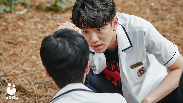 Dàn cast cực phẩm của Extracurricular: Có tình đầu của phó tổng Park Seo Joon, đâu phải mỗi Kim Dong Hee là tân binh quái vật? - Ảnh 12.