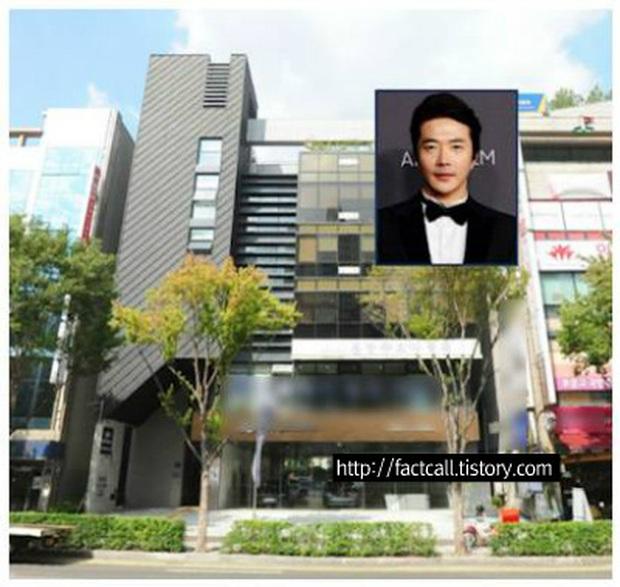 Bất ngờ trước khối bất động sản khổng lồ lên tới hơn 1.300 tỷ đồng của tài tử Nấc thang lên thiên đường Kwon Sang Woo - Ảnh 4.