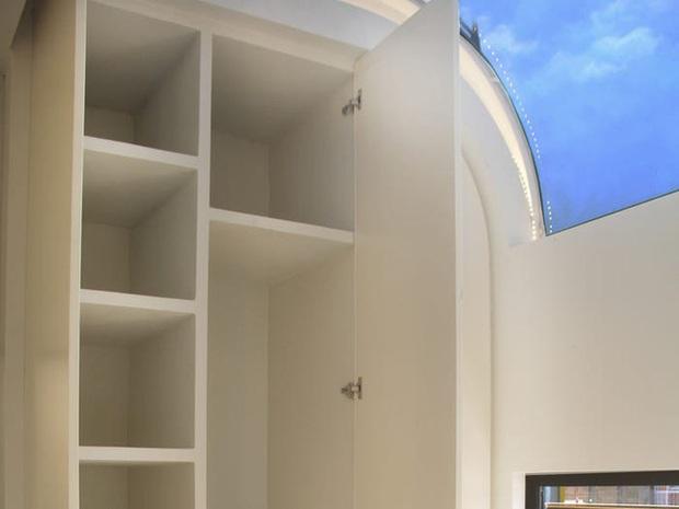 Choáng ngợp với nội thất trong căn nhà thông minh dành cho 4 người: Thiết kế như tàu vũ trụ, nhìn qua là muốn ở liền - Ảnh 5.