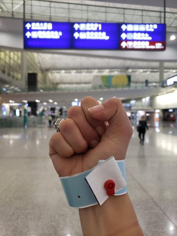 Ai đến Hong Kong cũng đều phải đeo vòng công nghệ này để kiểm soát dịch Covid-19, nếu vi phạm sẽ bị phạt tù 6 tháng - Ảnh 5.
