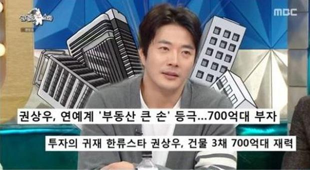 Bất ngờ trước khối bất động sản khổng lồ lên tới hơn 1.300 tỷ đồng của tài tử Nấc thang lên thiên đường Kwon Sang Woo - Ảnh 6.
