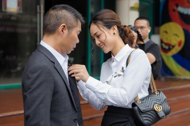 NSND Công Lý nhậm chức Phó Giám Đốc Nhà hát Kịch Hà Nội, MC Thảo Vân liền có hành động chứng minh mối quan hệ với chồng cũ - Ảnh 5.