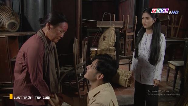 Ngọc Lan làm gái ngành quá lứa, chọc giận bà lớn và nhận ngay kết đắng ở tập cuối Luật Trời - Ảnh 4.