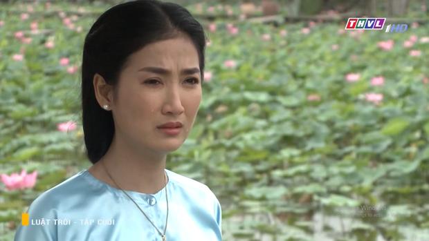 Ngọc Lan làm gái ngành quá lứa, chọc giận bà lớn và nhận ngay kết đắng ở tập cuối Luật Trời - Ảnh 6.