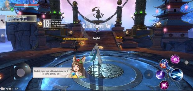Trải nghiệm nhanh Perfect World VNG: Đắm chìm trong thế giới tiên hiệp, huyền ảo - Ảnh 8.