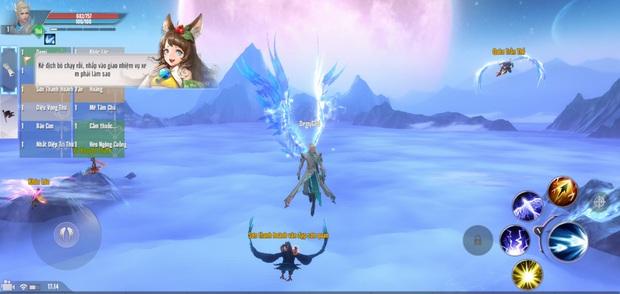 Trải nghiệm nhanh Perfect World VNG: Đắm chìm trong thế giới tiên hiệp, huyền ảo - Ảnh 5.