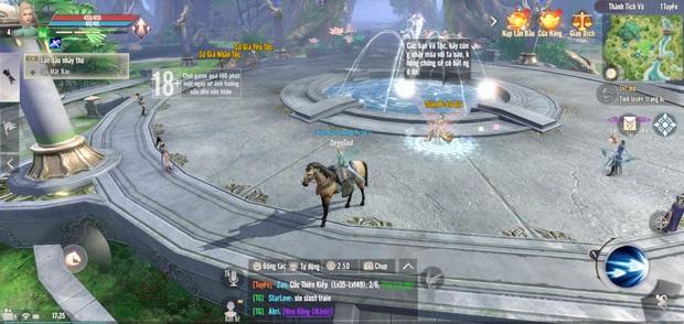 Trải nghiệm nhanh Perfect World VNG: Đắm chìm trong thế giới tiên hiệp, huyền ảo - Ảnh 6.