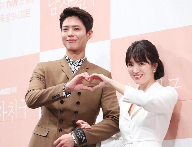 Quan hệ kỳ lạ của Song Joong Ki - Park Bo Gum: Như anh em ruột khóc vì nhau, dự cả đám cưới nhưng khác hẳn sau vụ ly dị? - Ảnh 20.