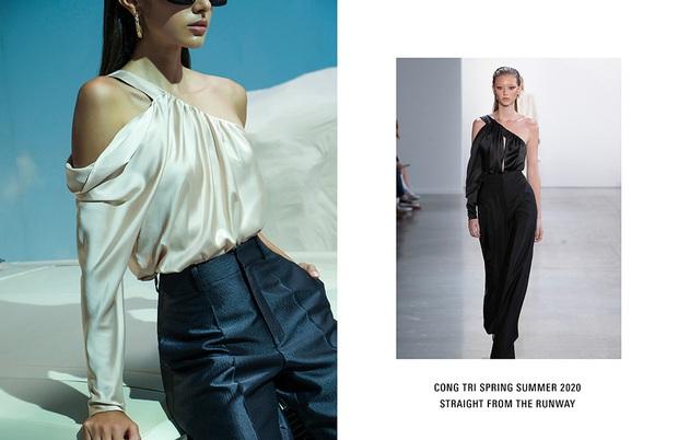 NTK Công Trí come back, tung BST lấy cảm hứng từ chính các thiết kế lừng lẫy tại New York Fashion Week - Ảnh 7.