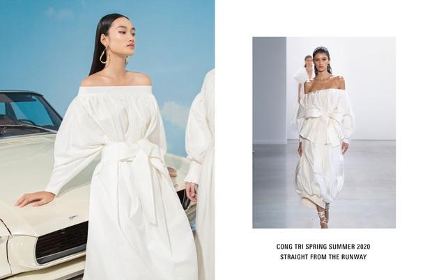 NTK Công Trí come back, tung BST lấy cảm hứng từ chính các thiết kế lừng lẫy tại New York Fashion Week - Ảnh 1.