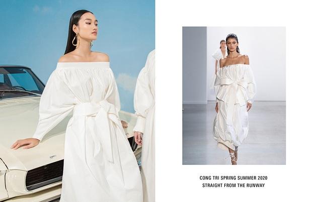 NTK Công Trí come back, tung BST lấy cảm hứng từ chính các thiết kế lừng lẫy tại New York Fashion Week - Ảnh 6.