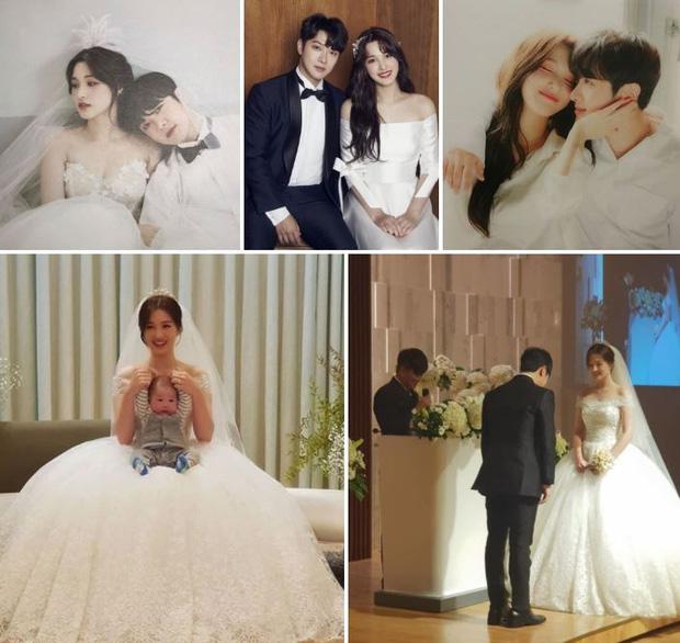 Chuyện nữ idol kết hôn sớm, sinh con ở tuổi 21: Bỏ cả sự nghiệp, mặc kẹ mác cưới chạy bầu vì gia đình và happy ending - Ảnh 4.