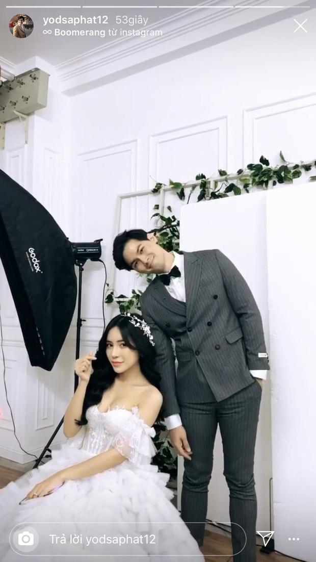 Người ấy là ai mùa 3 mở hàng với trai đẹp người Thái, ai dè là chồng chưa cưới của hot girl Trang Anna - Ảnh 1.