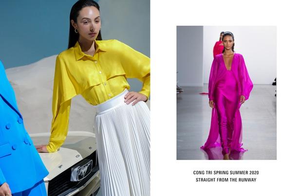 NTK Công Trí come back, tung BST lấy cảm hứng từ chính các thiết kế lừng lẫy tại New York Fashion Week - Ảnh 3.