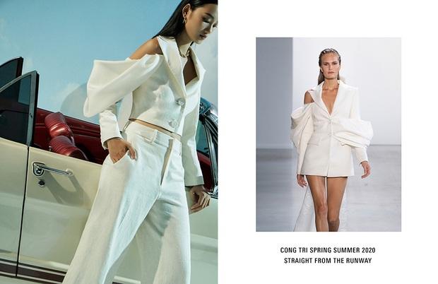 NTK Công Trí come back, tung BST lấy cảm hứng từ chính các thiết kế lừng lẫy tại New York Fashion Week - Ảnh 10.