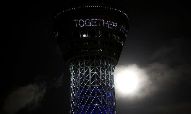 Loạt ảnh ấn tượng về siêu trăng cuối cùng của năm 2020 diễn ra vào đêm qua trên toàn thế giới - Ảnh 12.