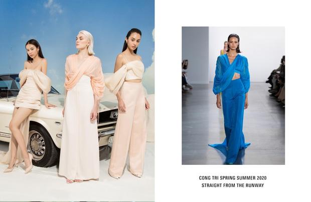 NTK Công Trí come back, tung BST lấy cảm hứng từ chính các thiết kế lừng lẫy tại New York Fashion Week - Ảnh 4.