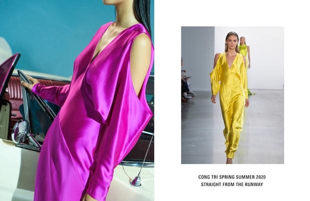 NTK Công Trí come back, tung BST lấy cảm hứng từ chính các thiết kế lừng lẫy tại New York Fashion Week - Ảnh 5.