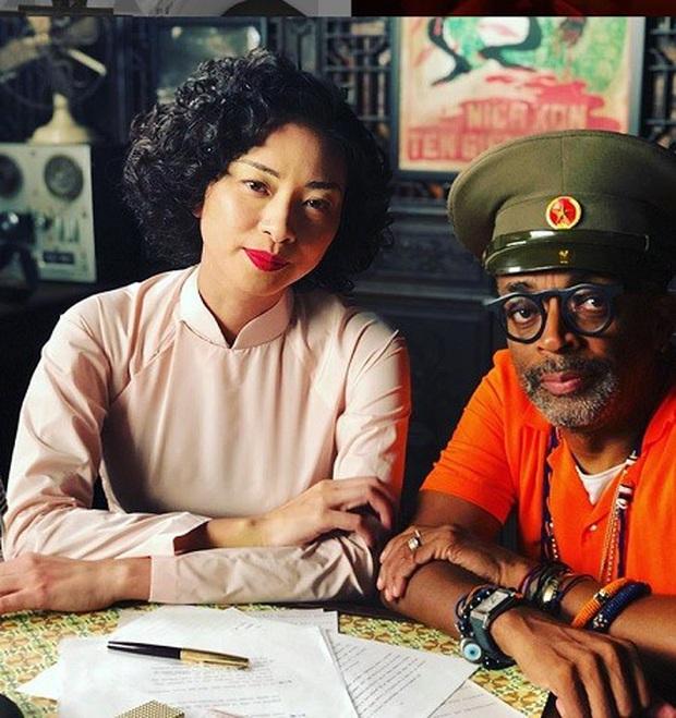 Đạo diễn đoạt giải Oscar làm phim về chiến tranh Việt Nam, Ngô Thanh Vân và tình cũ Johnny Trí Nguyễn rủ nhau cùng góp mặt - Ảnh 3.
