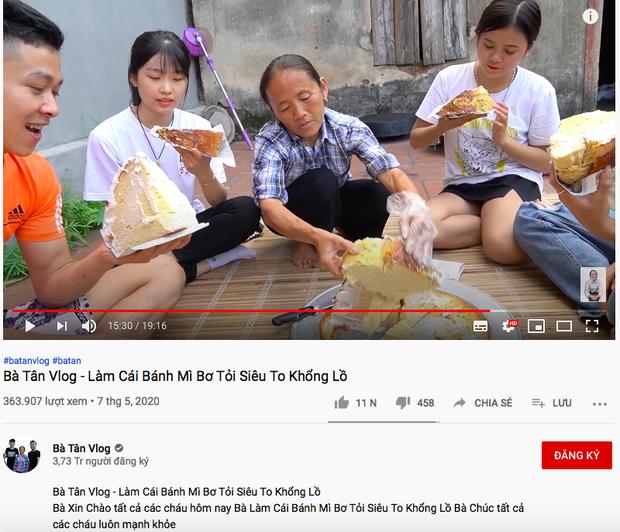 """Trời ơi nhanh quá là nhanh: Tròn 1 năm Bà Tân Vlog """"công phá"""" MXH, vlog trong ngày kỷ niệm gây chú ý vì cực kỳ công! - Ảnh 4."""