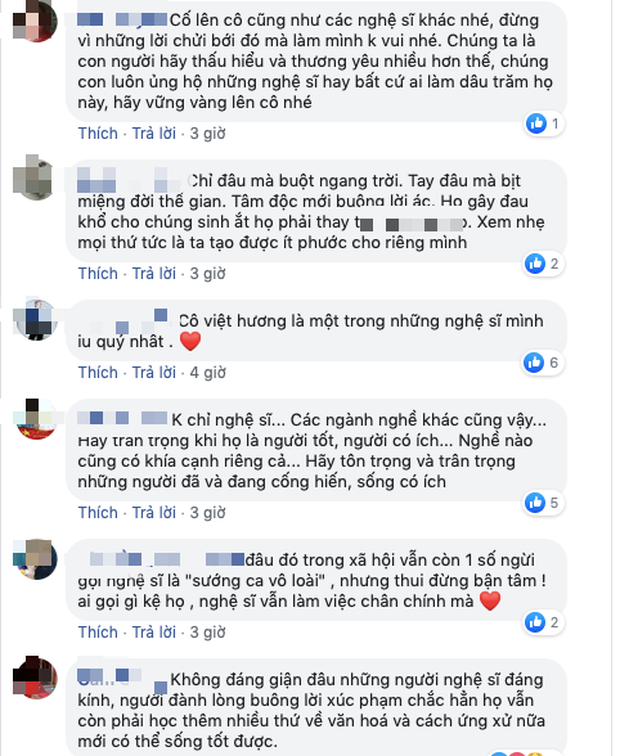 """Huỳnh Lập mượn lời NS Việt Hương để nhắn nhủ khán giả dành sự tôn trọng cho nghệ sĩ: """"Nghề nào cũng giúp ích cho đời! - Ảnh 4."""