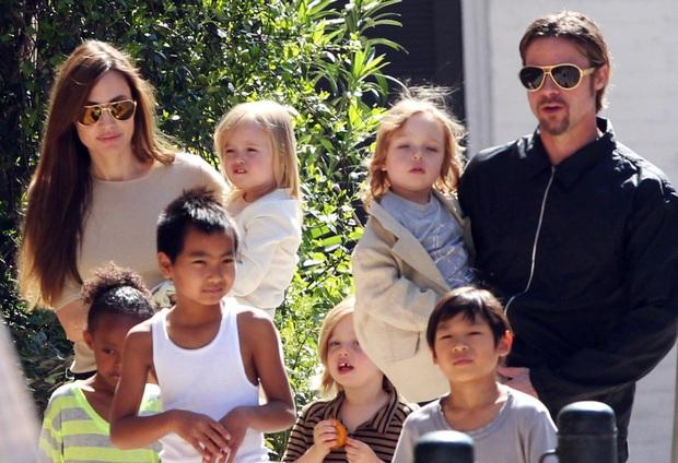 Angelina Jolie và Brad Pitt bất ngờ thân mật trở lại, xung đột chấn động một thời dần phai mờ nhờ thời gian cách ly? - Ảnh 3.