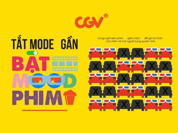 Rạp chiếu phim Việt Nam rục rịch chuẩn bị đón khách trở lại từ ngày 9/5 - Ảnh 11.