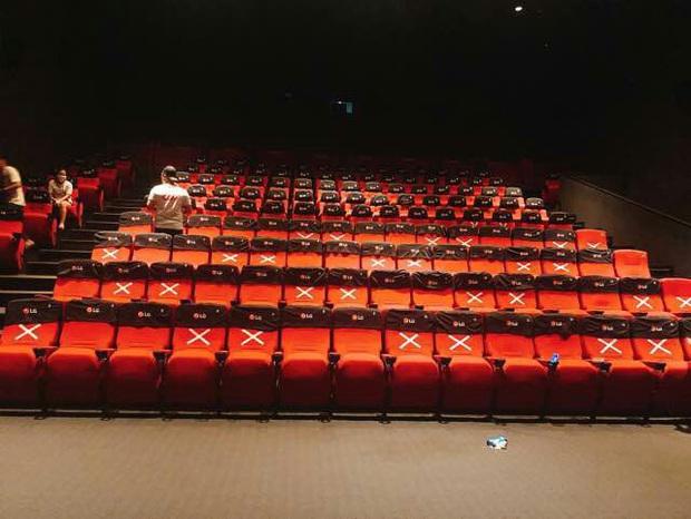 Rạp chiếu phim Việt Nam rục rịch chuẩn bị đón khách trở lại từ ngày 9/5 - Ảnh 9.