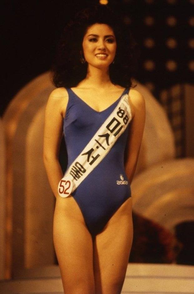 Mẹ Kim Tan Kim Sung Ryung: Hoa hậu Hàn có con gái người Việt tên Thơm và cái kết bên chồng đại gia cùng 2 quý tử - Ảnh 3.