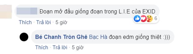 """Sân khấu của 'thánh cuồng Lisa' Ngu Thư Hân chưa lên sóng nhưng netizen đã """"soi"""" được nhạc sao mà giống bản hit của EXID thế này? - Ảnh 5."""