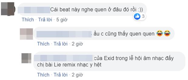 """Sân khấu của 'thánh cuồng Lisa' Ngu Thư Hân chưa lên sóng nhưng netizen đã """"soi"""" được nhạc sao mà giống bản hit của EXID thế này? - Ảnh 6."""