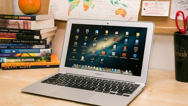 Thử dùng MacBook Air cũ 5 năm tuổi chống cháy thay laptop Windows: Cho sinh viên hay dân văn phòng thì vẫn cứ vô tư! - Ảnh 2.