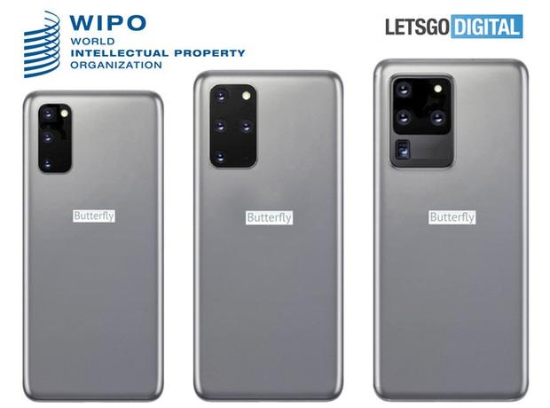 Xuất hiện điện thoại giả mạo Galaxy S20 và Z Flip của Samsung, khác mỗi việc không có nút bấm vật lý - Ảnh 2.