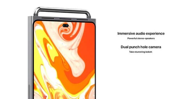 """Concept iPhone 12 """"điên rồ"""" chưa từng thấy: Chẳng khác gì cái nạo phô mai được gắn bánh xe như Mac Pro - Ảnh 2."""