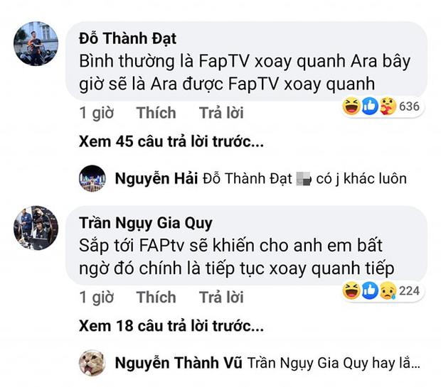 Ara tuyên bố FAPTV sẽ mang đến bất ngờ ở vòng play-off, Elly, Turtle ngay lập tức bắt bài - Ảnh 2.